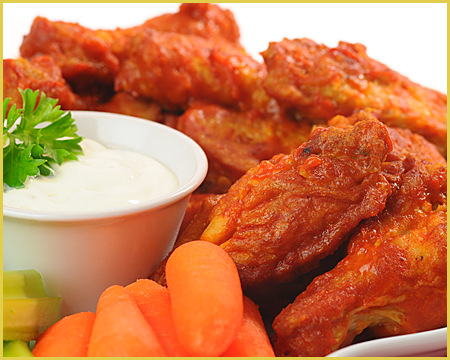 Delicious Buffalo Wings