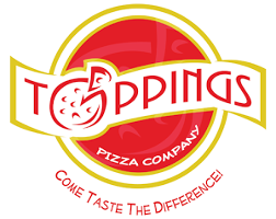 Toppings, Logo